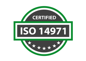 Certified ISO 14971